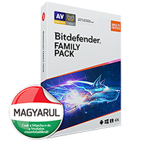Bitdefender Family Pack 2018