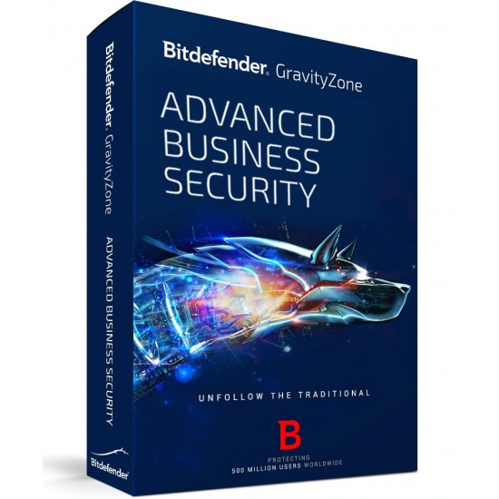 Vállalati antivírus - Bitdefender GravityZone Advanced Business Security - Bitdefender