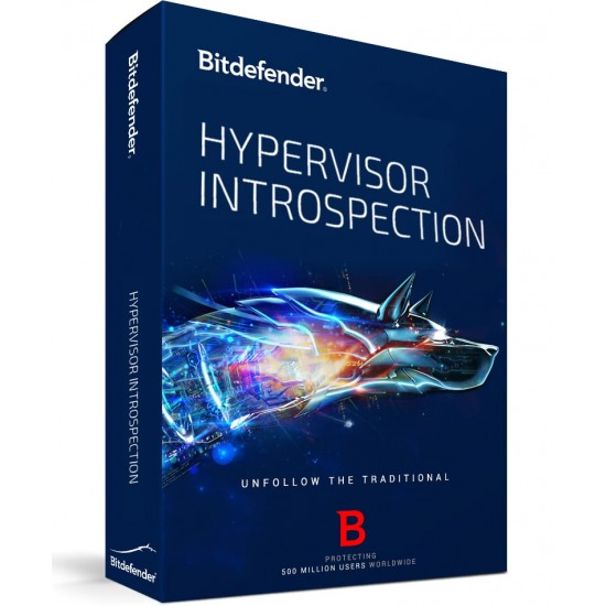 Vállalati antivírus - Bitdefender Hypervisor Introspection for Citrix - Bitdefender