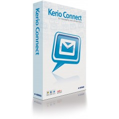 Kerio Connect Deluxe (Anti-spam, Antivirus, ActiveSync)